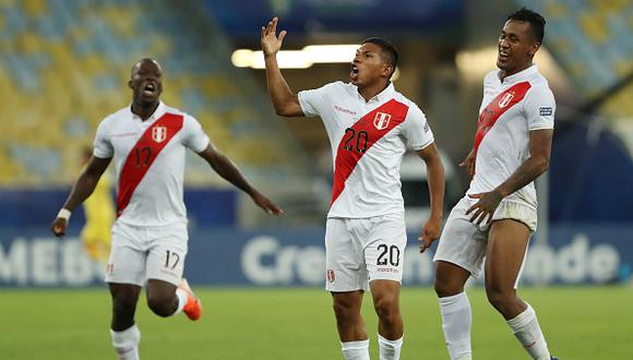 Edison Flores quiere estar presente en Qatar 2022. (Foto: Getty)