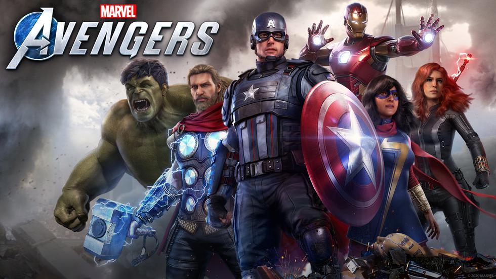 Las ediciones de colección de Marvel's Avengers llegarán con una gran cantidad de elementos.