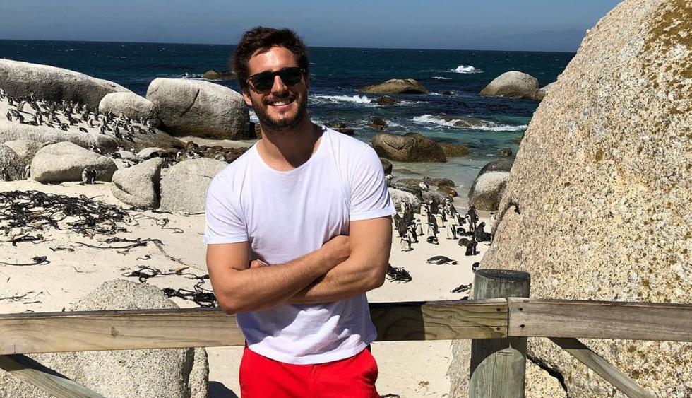 Diego Boneta disfruta su estadía en Sudáfrica. (Foto: Instagram)