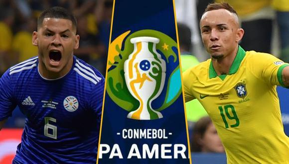 Brasil va a cortar la racha de eliminaciones en Copa América ante Paraguay. (Fotos: AFP / GEC)