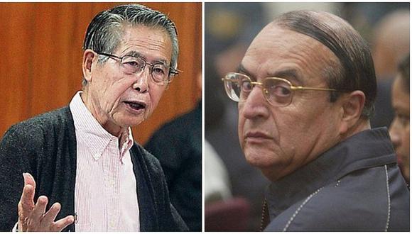 Fujimori y Montesinos fueron vacunados contra el COVID-19. (Foto: GEC)