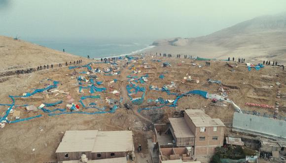 Según Capeco, el 93% de la expansión de las ciudades en Perú del 2001 al 2018 proviene la mitad del tráfico de tierra y la otra mitad de lotizadores informales. (Foto: Bryan Albornoz/ @photo.gec)