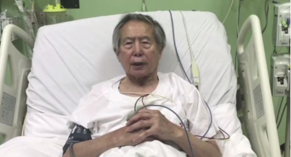 Se espera pronunciamiento de la Corte IDH sobre el indulto a Alberto Fujimori. (Perú21)