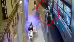 Delincuentes fueron capturados acusados de robar pasajeros en buses de transporte público