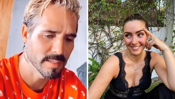 José Ron señaló que le hubiera gustado trabajar con su expareja Ariadne Díaz. (Fotos: Instagram / @joseron3 / @ariadne_diaz).