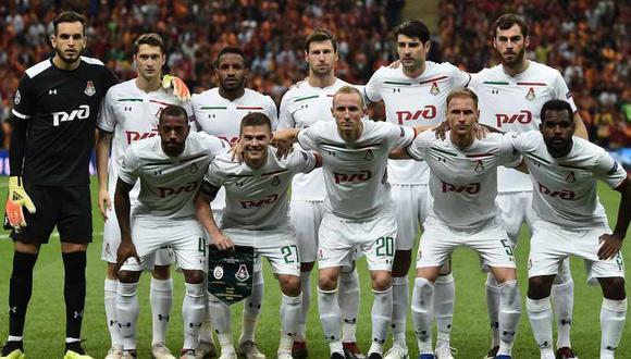 Lokomotiv se mide al Zenit en la Premier League de Rusia (Foto: AFP).