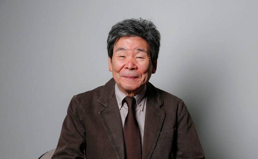 Falleció Isao Takahata, cofundador del legendario estudio Ghibli. (Twitter)