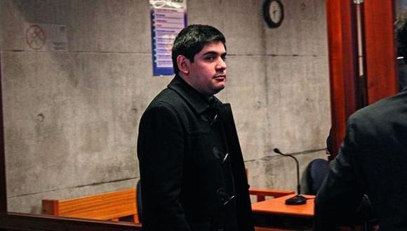 Harold Vilches, de apenas 23 años, se convirtió en el mayor contrabandista de oro en la región. (Difusión. Min.Público Chile)