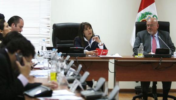 Ministra dio detalles de su plan de trabajo. (Nancy Dueñas)
