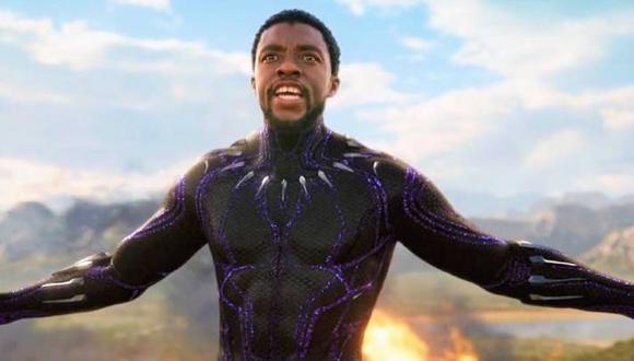 """""""Black Panther""""  fue un gran paso adelante para Marvel en términos de representación, con Chadwick Boseman a la cabeza (Foto: Marvel)"""