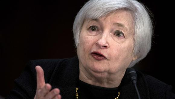 RATIFICADA. Es la primera mujer que dirigirá la Reserva Federal. (AFP)