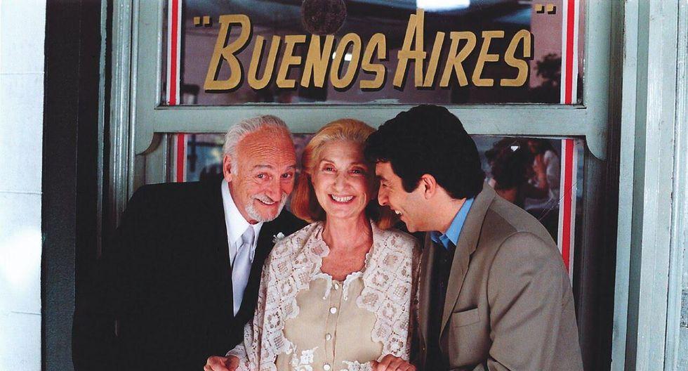 La cinta argentina fue nominada al Óscar a la Mejor Película extranjera. Cuenta con la participación del reconocido actor Ricardo Darín. (Difusión)