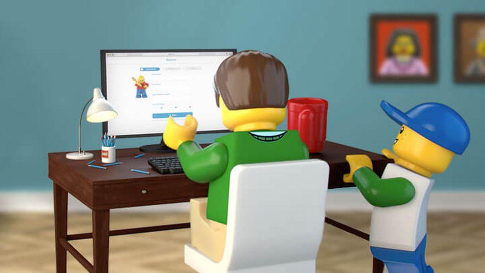 Los padres podrán estar seguros de que el contenido es el apropiado para sus hijos. (LEGO)