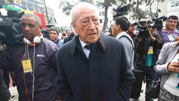 Resolución del Jurado Electoral Especial dejó fuera del proceso a Issac Humala (Foto: GEC)