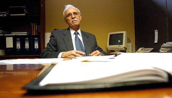 Luis Ortigas dejó el cargo. (USI)