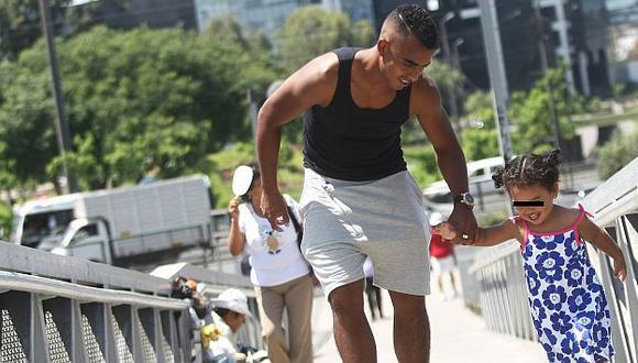 Alianza Lima: Luis Trujillo le regaló gol a su hija Canela. (USI)