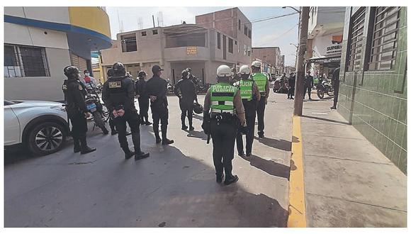 Arequipa: Ningún policía ha resultado contagiado de coronavirus a la fecha en las provincias de Islay, Castilla, Condesuyos y La Unión.
