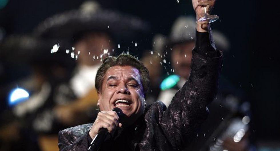 Por concierto, el mexicano llegaba a cobrar hasta US$700 mil. (AP)
