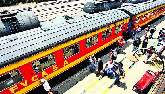 Respecto al tren de Lima a Chosica, Quispe Candia puntualizó que es interesante aprovechar ese espacio y un servicio que en este momento no está siendo bien utilizado.