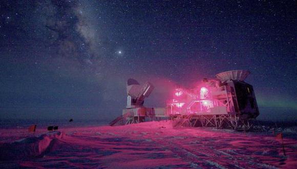 Big Bang: Detectan ondas del primer instante del universo. (Reuters)
