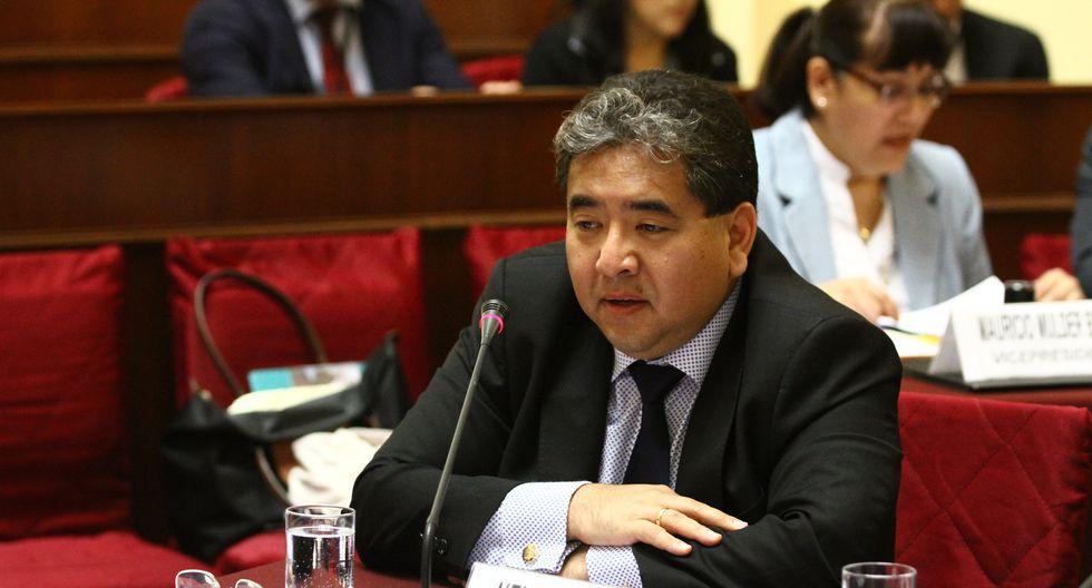 Nelson Shack dijo que la percepción es que la corrupción ha escalado en todos los niveles de las instituciones del Estado.