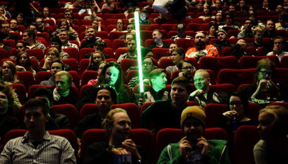 'Star Wars' superó taquilla de 'Titanic' y 'Jurassic World' en Estados Unidos. (AFP)
