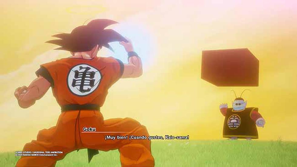 Bandai Namco lanzó en nuestro mercado 'Dragon Ball Z: Kakarot', título disponible en PS4, Xbox One y PC (Steam).