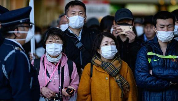 ¿Es realmente necesario el uso de mascarillas? Esto es lo que dice la OMS. (Foto: AFP)