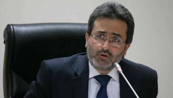 Jiménez Mayor afirmó que no procedería recusación contra magistrados del TC. (Foto: GEC)