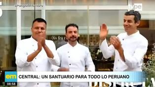 """""""Central"""" y """"Maido"""": Restaurantes peruanos figuran entre los 10 mejores del mundo"""