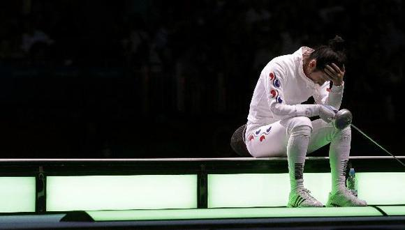 Al final se quedó sin medalla al perder disputa por la de bronce. (Reuters)