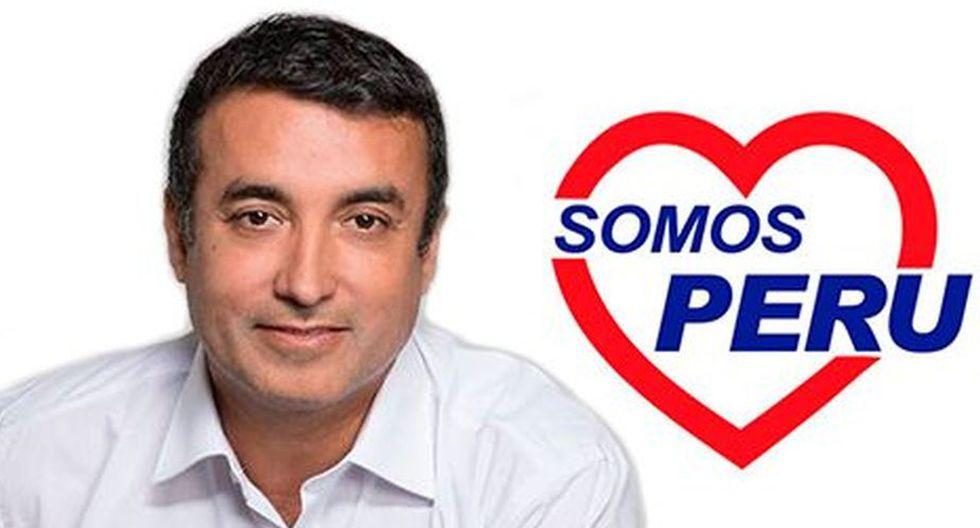 Dante Mendieta renunció a su candidatura al Congreso tras presuntos nexos con Rodolfo Orellana. (Facebook/DanteMendieta)