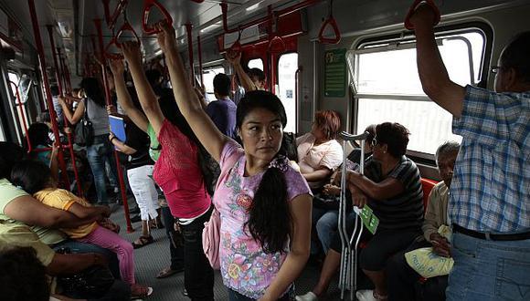 Pasajeros se beneficiarán con cómodos asientos. (Perú21)