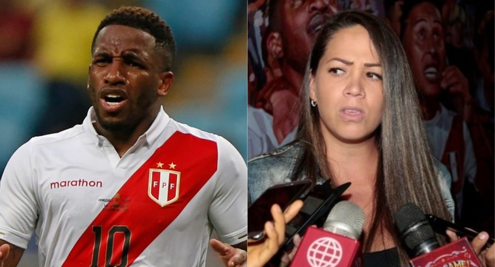 El futbolista Jefferson Farfán demanda a Melissa Klug, madre de sus dos últimos hijos. (Foto: AFP/GEC)