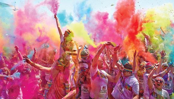 Este 19 de abril regresa a Lima la carrera 5K más divertida de todas. (The Color Run)