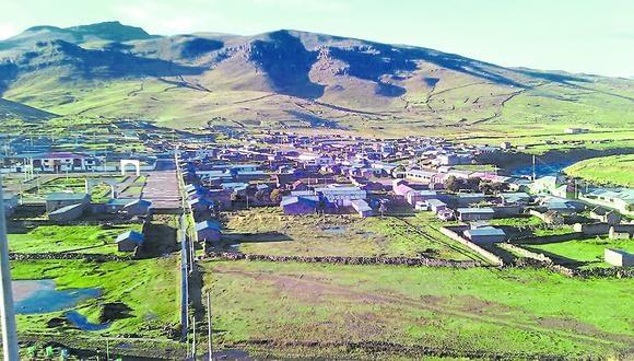 Para Arequipa, esto afectaría 100 hectáreas del distrito de Cayarani y a las comunidades nativas.