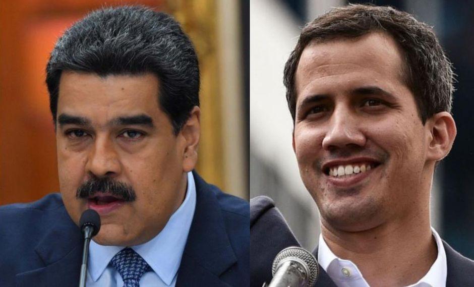 El Parlamento, de mayoría opositora, respalda la ruta planteada por Guaidó que incluye sacar a Maduro del poder. (Foto: AFP)