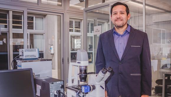 Julio Valdivia es director de Bioingeniería de la Universidad de Ingeniería y Tecnología (UTEC).