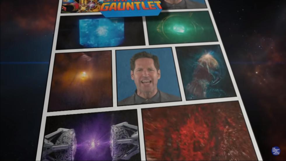 """""""Avengers: Endgame"""": elenco del filme canta al ritmo de """"We Didn't Start the Fire"""" (Foto: Captura de pantalla)"""