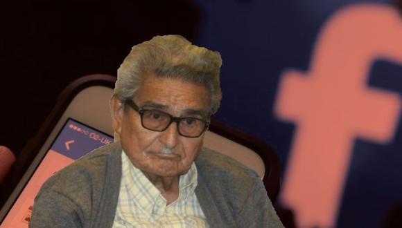 Abimael Guzmán en las redes sociales (Perú21)