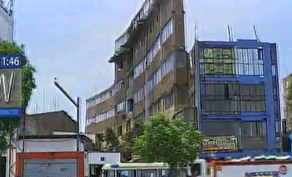 Edificio Centro de Lima