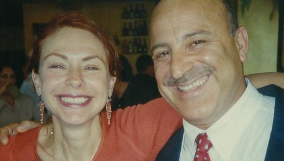 Eliane Karp y 'Avi' Dan On aparecen implicados en el reporte de la UIF sobre el caso. (Difusión)