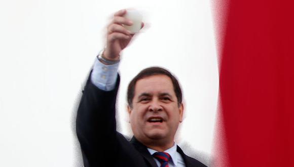 Luis Iberico es embajador de Italia desde el pasado 1 de noviembre. (Anthony Niño de Guzmán)