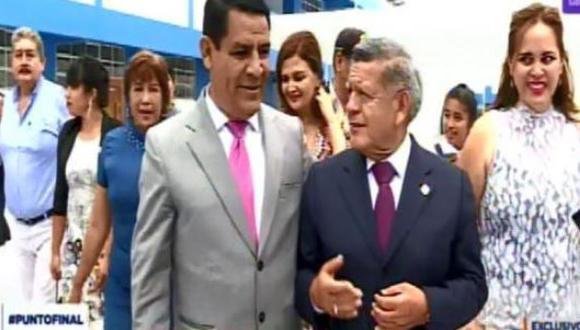 En el informe se señala que detrás de estos casos podría estar el saliente alcalde de Víctor Larco, Carlos Vásquez Llamo, de la filas de APP. (Foto: Punto Final)
