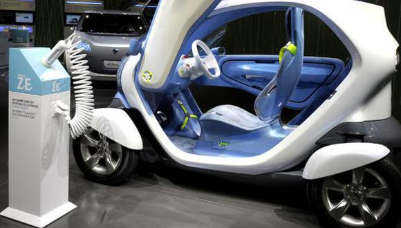 El uso de vehículos eléctricos representa una de las soluciones más efectivas para eliminar la emisión gases de efecto invernadero. (Foto: AFP)