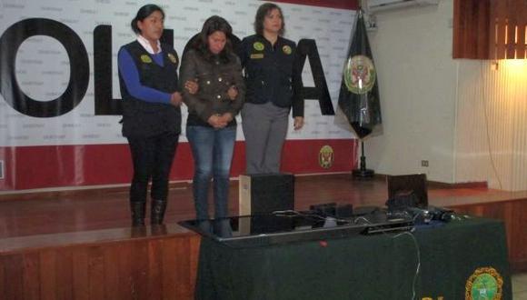 Incautación se realizó ayer en Ancón (Difusión)