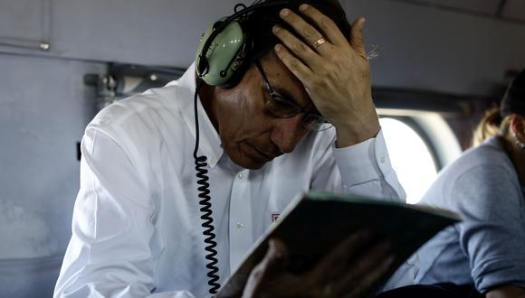 """Aldo Mariátegui: """"Perú debió pagar US$19 millones de anticipo a Pfizer en octubre y NO lo hizo"""". (Foto: Ángela Ponce)"""