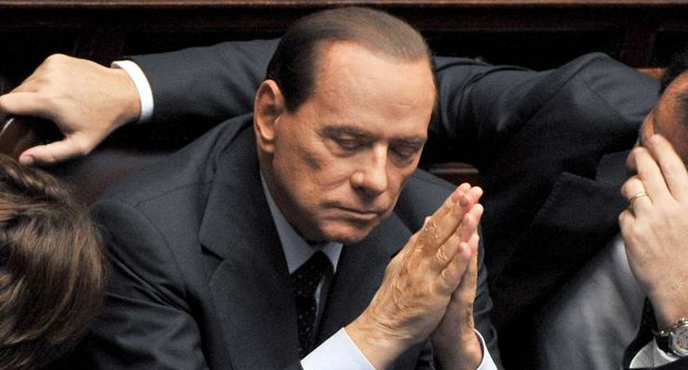Silvio Berlusconi y su trance legal continúan. (AFP)