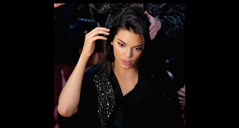 Kendall Jenner se convirtió en la modelo mejor pagada del 2018. (AFP)