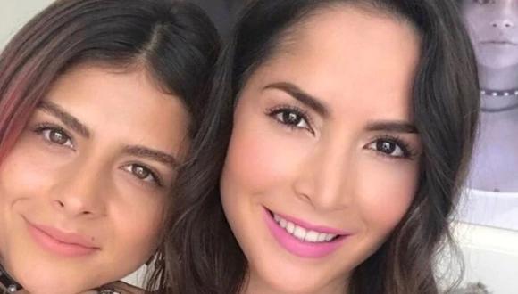 Carmen Villalobos y Stephania Duque interpretan a Catalina Santana y Mariana Sanín en la popular serie. Foto: Telemundo